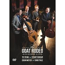 The Goat Rodeo Sessions Live DVD - shopPBS.org
