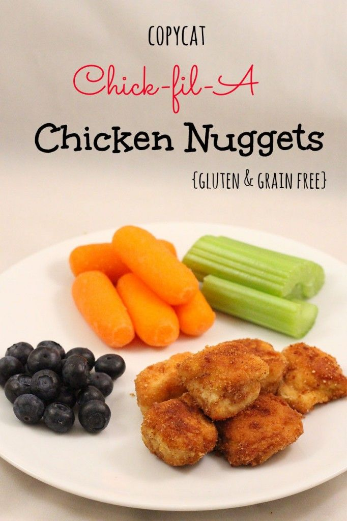 get out of town! homemade copycat chick-fil-a nuggets that kids (and adults) will love!