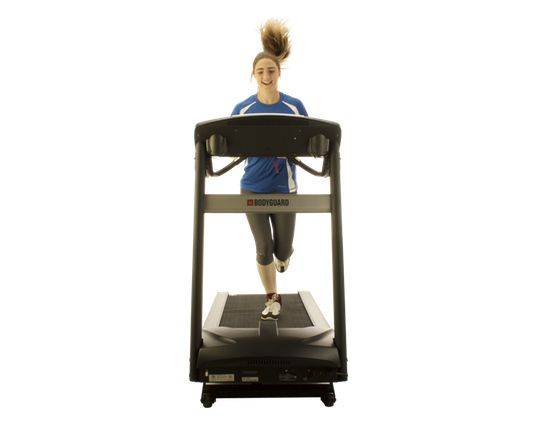 BodyGuard T-30 Treadmill ON SALE at Fitness Exchange www.FitnessExchange.com - Top of the line, entry-level treadmill that delivers an industry leading warranty and all of the features you need to stay on and stay motivated.