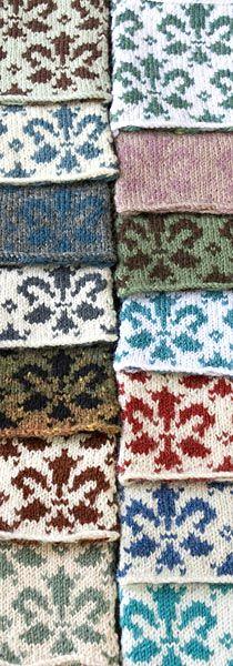 fleur de lis: Knit Crochet, Heart Knitting, Knitting Inspiration Patterns, Fashion Knitt, Cozy Knits, Knitting Yarny Wooly Goodness, Fair Isle Pattern