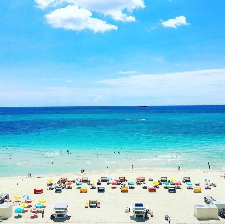 "Modern Luxury MIAMI Magazine (@miamimagazine) on Instagram: ""Double tap if you agree today's weather was pure perfection! ☀️#Miami #Summer #Beach #MiamiMagazine…"""