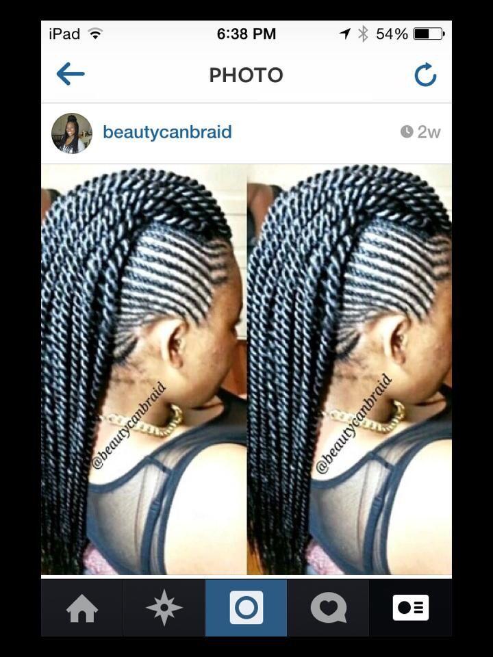 I Like These Twist Looking Like A Predator Hair Style Lol