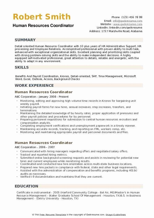 Entry Level Hr Resume No Experience In 2020 Substitute Teacher Jobs Teacher Resume Jobs For Teachers