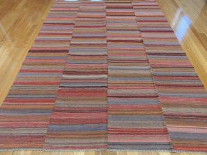 afghan contemporary kilim $899 from Melbourne saffar's fine rug collection