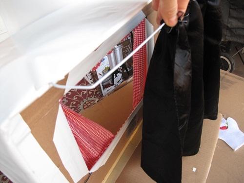 Como hacer un teatro con una caja de cart n manualidades - Como hacer una caja de carton ...
