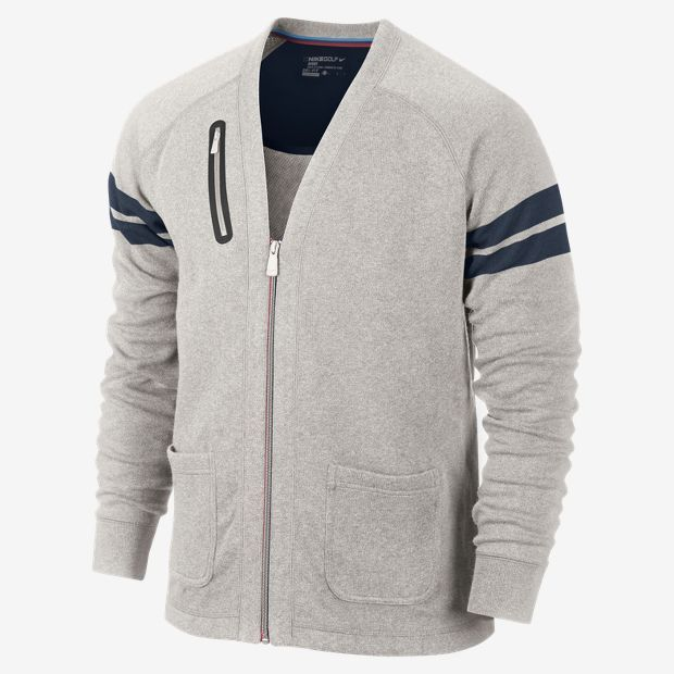 Nike Sport Men's Golf Cardigan