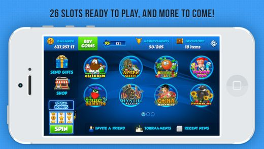 Slots Farm – By Games OS Limited | App Store