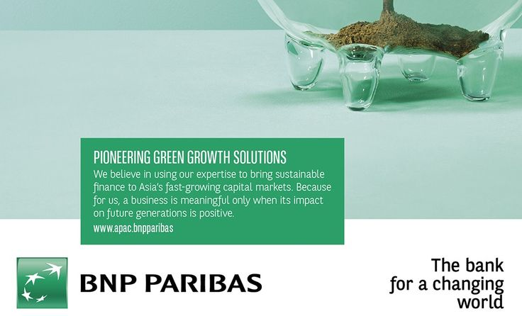 dot BNPParibas is on advertising material