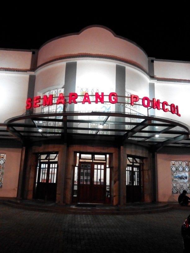 Stasiun Kereta Semarang Poncol