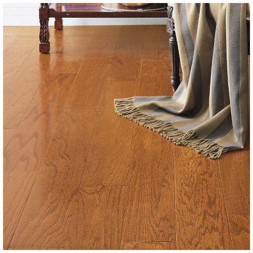 "Found it at Wayfair - Turlington 3"" Engineered Oak Hardwood Flooring in Butterscotch"
