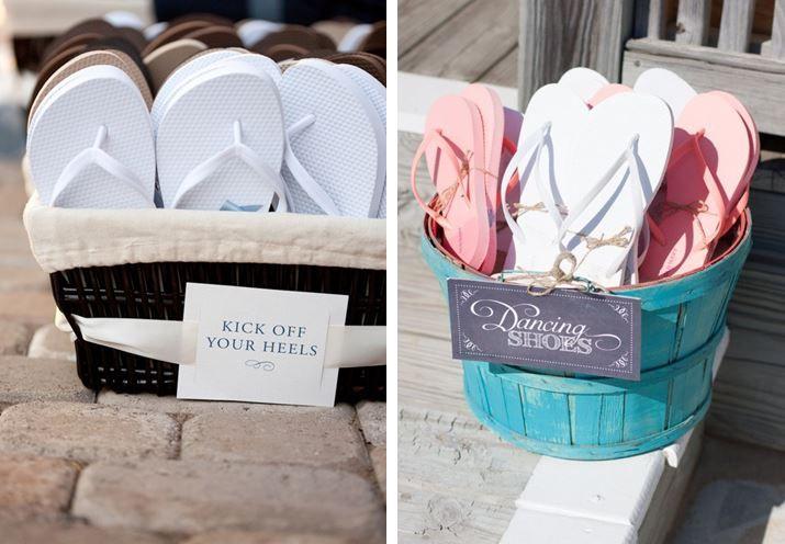 slippers bruiloft