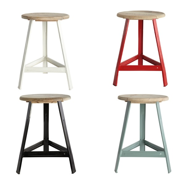 u0027Have a seatu0027 industrial stool by House Doctor DK  sc 1 st  Pinterest & 111 best Industrial Furniture images on Pinterest | Industrial ... islam-shia.org