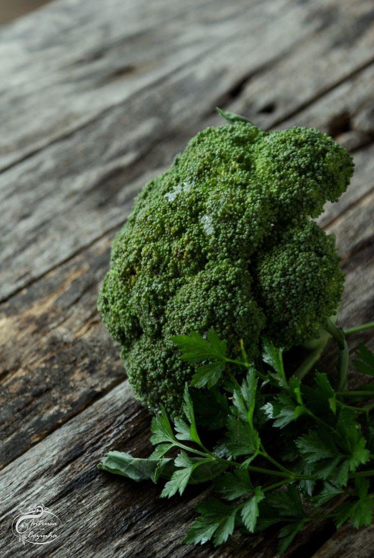 Intrusa na Cozinha: Couve-brócolo // Broccoli