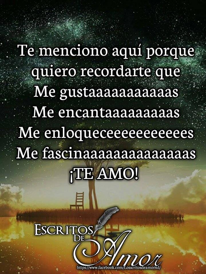 Con Toda Mi Alma Te Admiro Amor Frases De Amor Y