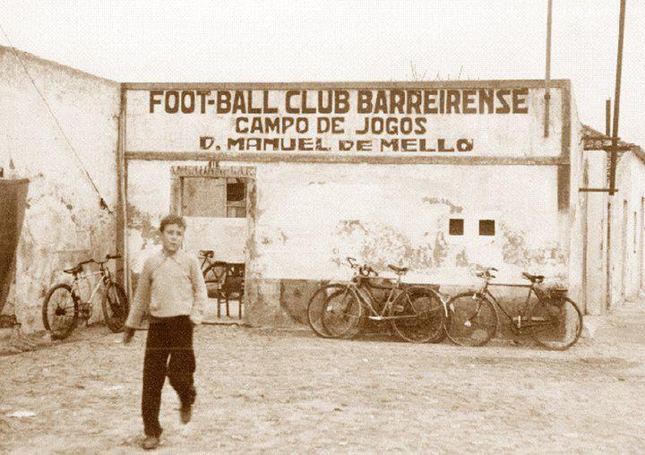 Barreiro Antigo - FCB