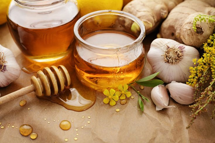 honey garlic recipe