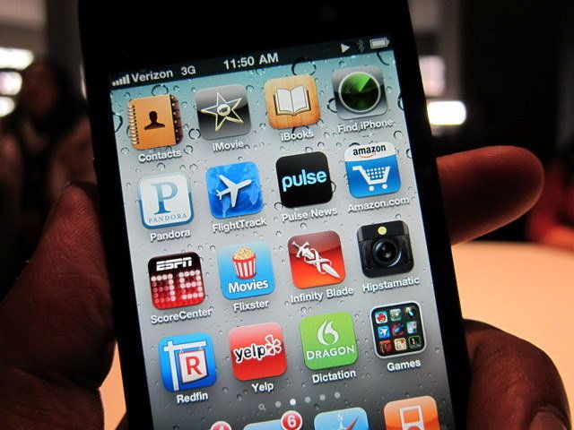 software apple iphone 4s free