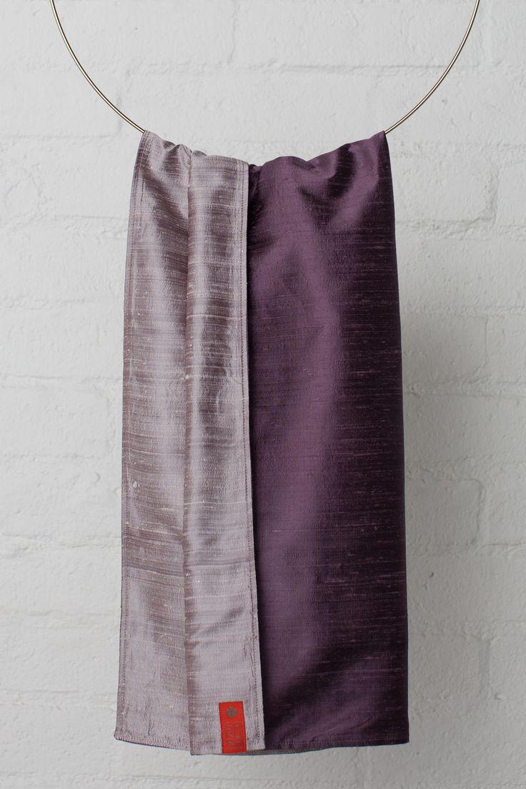 Sakura Bloom  - Essential Silk Baby Sling :: Anise~Radicchio, $198.00 (http://www.sakurabloom.com/essential-silk-baby-sling-anise-radicchio/)