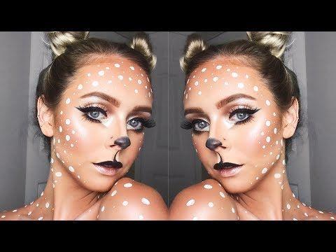 DEER - HALLOWEEN 2016   STEPHANIE SUERO - YouTube