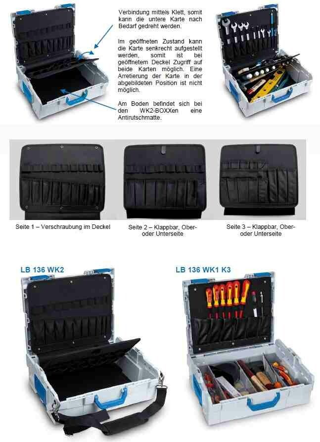 Ls Boxx 306 Wk 2 Tool Storage Work Tools Bosch Tools