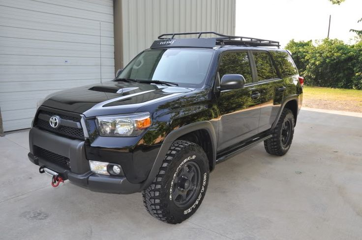 FS: 2010 Toyota 4Runner Trail Edition, Gobi, Warn winch, lift - Expedition Portal