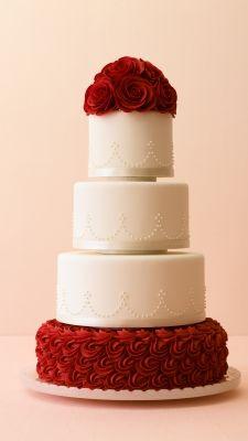 Navy Wedding Cake Lae