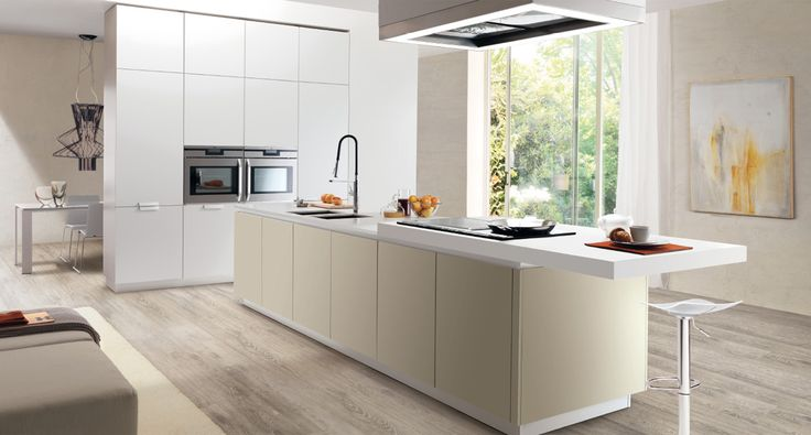 Vanity Top - An innovative kitchen style, simple restaurant, enhanced by lightweight volumes and the severity of the forms. Original and very nice, where to move, cook and store becomes really simple: visual design purity is given by shapes and highly rational work areas.