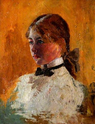 Your Paintings - Gwen John paintings