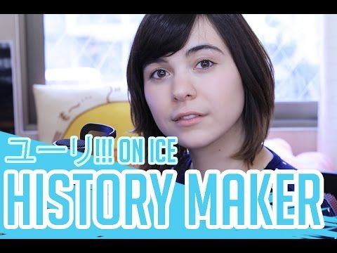 HISTORY MAKER ♥ YURI ON ICE Cover Español/English - YouTube