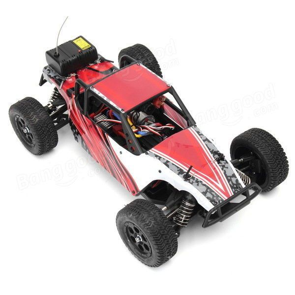 Eachine RatingKing F14 Real Time FPV Buggy With Camera 1/14 4×4 RTR RC Car #Eachine