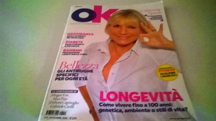La Breccola: Omaggio ricevuto rivista Ok salute 2