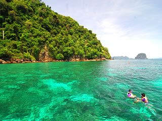 Koh Lanta  island - Thailand   www.luigimonti.com