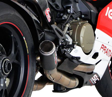 Ducati motogp panigale 1199 pikes peak arrow leovince link ...