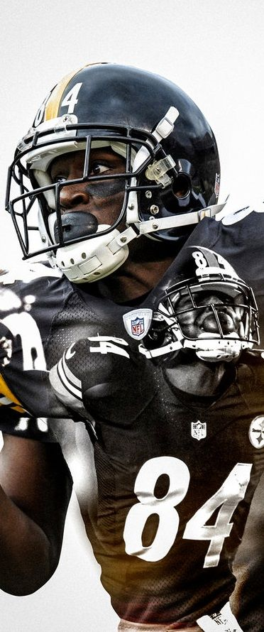 Antonio Brown. #NFL #steelers #pittsburgh