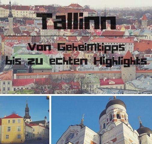 Du bist ein Wochenende in Tallinn? dann schau dir meine Highlights und Geheimtipps an...Plus Extra Tipps.