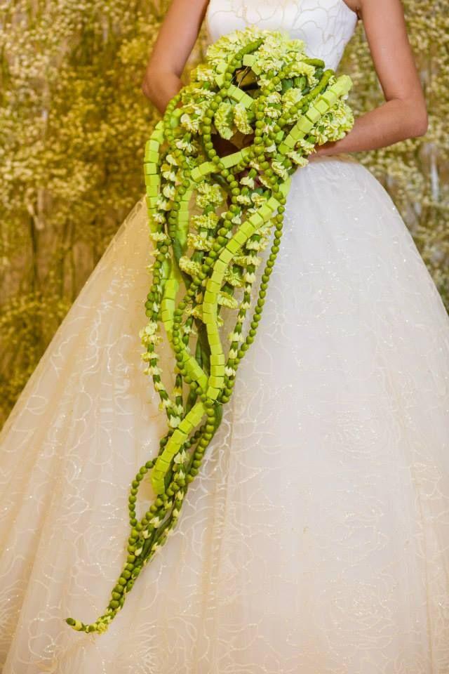 wedding bouquet floral design by Elena Butko (Kiev)