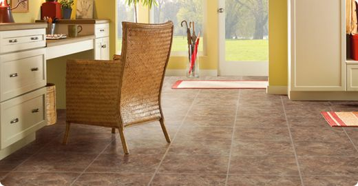 Diy Alterna Groutable Vinyl Tile Flooring From Armstrong