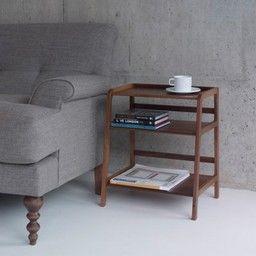 Nice side table #living room #coffee table
