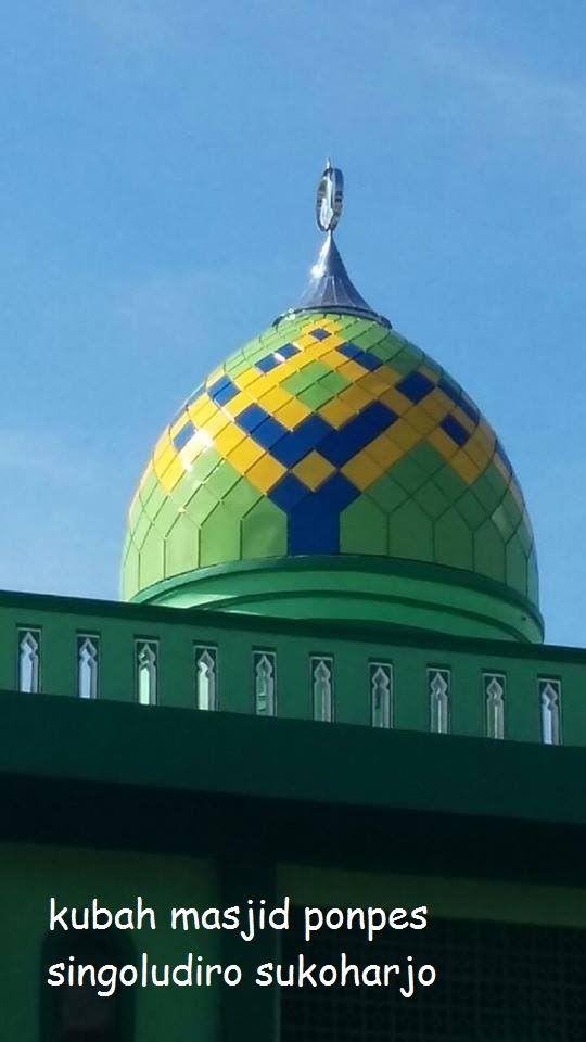 Kontraktor Kubah Masjid di Bengkayang | Hub. 081331587344 Termurah !