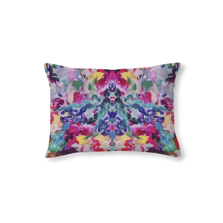 WONDER BLOSSOM | Rectangular Pillow