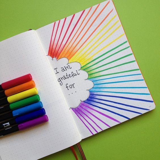 125 toffe ideeën voor jouw eigen bullet journal! - Ladify