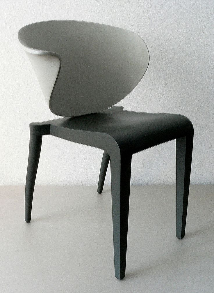 Boom Rang chair by Philippe Starck for Driade (1992) starck.com  methuselahpalooza