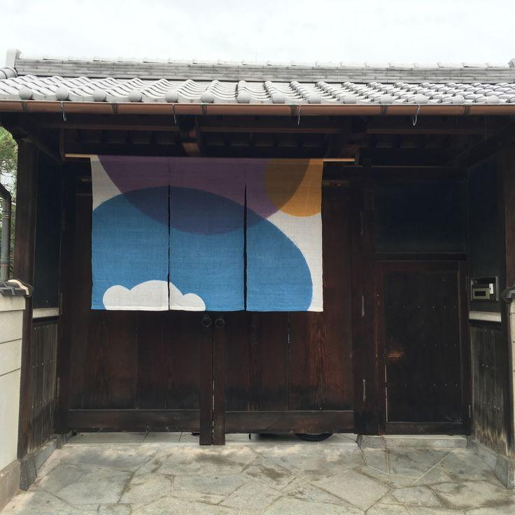 Nahoshima private House door fabio Azzolina architect