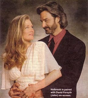 Charlene Frame hudson Another World   Soap Opera Blog: Another World 1990 (Sharlene Frame & John Hudson)