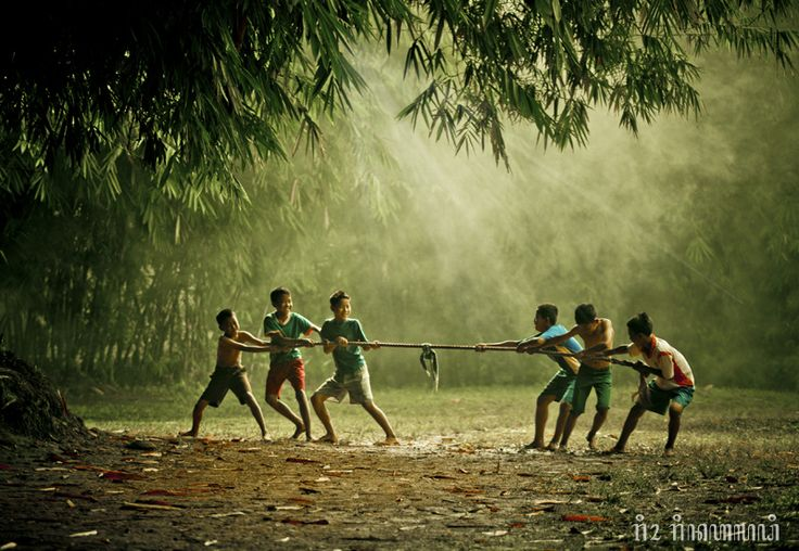 All sizes | Indonesian traditional Game -Tarik Tambang- | Flickr - Photo Sharing!