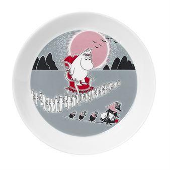 Moomin Adventure The Move plate - 19 cm - Arabia
