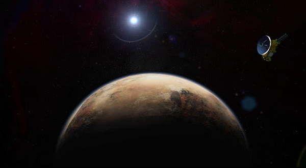 """""""Novos Horizontes"""": À descoberta de Plutão - Out4Mind"""