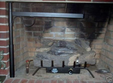 16 best Fireplace Cooking images on Pinterest | Outdoor cooking ...