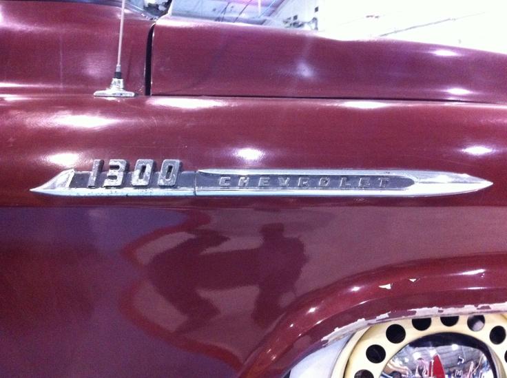 1300 Chevrolet pickup: 1300 Chevrolet, Chevrolet Pickup