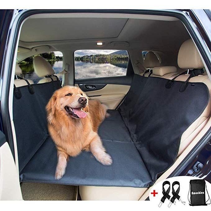 Phenomenal Amochien Backseat Bridge For Dogs Pet Car Seat Cover Ideal Frankydiablos Diy Chair Ideas Frankydiabloscom